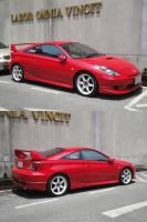 Tuned Celica by gupa507