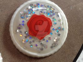 New resin piece #2- C by muffinthehamster11