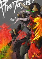 DotA Another Chaos Knight by Exaxuxer