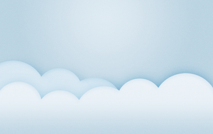 Cloud Wallpaper by chicastecnologicas21