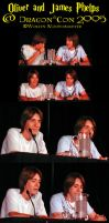 DragonCon 2005: Phelps Twins by CanisCamera