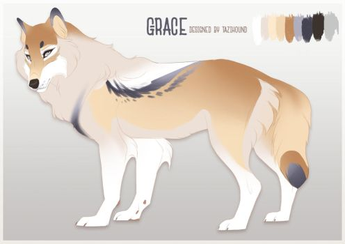Grace- Design Auction: CLOSED by Tazihound