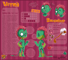 ZS: Verna by CrypticInk