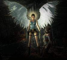 You can do it Lara, You're a Croft by tombraider4ever