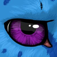 GingerFlight Eye Icon by Octobertiger