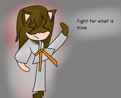 Fight for What is mine by Shadandra