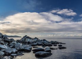 Lake Tahoe sunrise 150114-52 by MartinGollery