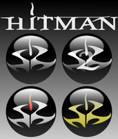 Hitman series Orbs by firba1