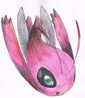 shiny celebi by Ashuras2000