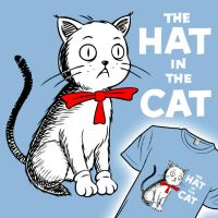 The Hat in the Cat by temperolife