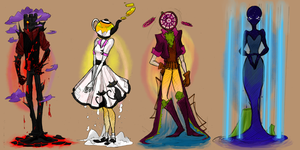 object head lands: troll edition, part one by crovvn
