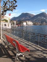 Lake Lugano Switzerland by Lucysthings
