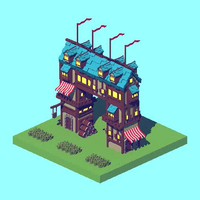 Tavern [Animated] by DeuxIchthys