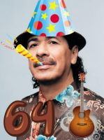 Happy Birthday Mr. Carlos Sant by picturizr