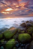 Green Rock IV by ChristopheCarlier