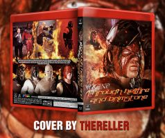 WWE Kane Home Video Custom Cover by TheReller