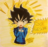 SO AWESOME. by dbz-senpai
