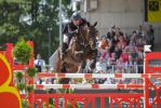 3DE Show Jumping Phase Stock 171 by LuDa-Stock