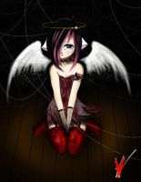 Angel in the Attic by WhiteWingsIII