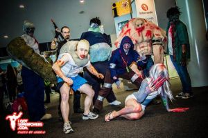 Left4Dead Special Infected group. by SasukeAVENGED