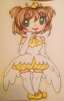 30 DAY MAGICAL GIRL CHALLENGE - DAY 10. Yellow by sekaiichihappy