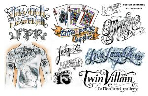 typography 2 by geezpot