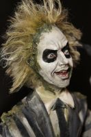 Beetlejuice close up by MarylinFill