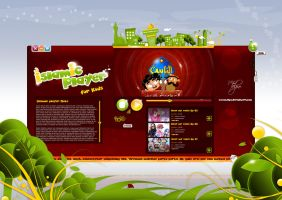 Islamic player for kids by Telpo
