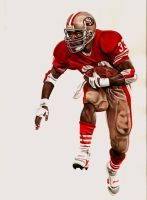 Roger Craig by Retrodan16