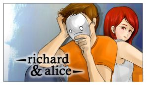 Cry Plays Richard and Alice by Kim-nami