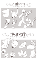[Fooling] Cursed / Blessed Sheet by Lusomnia