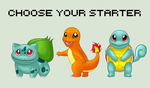 Choose Your Starter by VulpineFlame