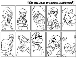 charactest by TurnThePhage