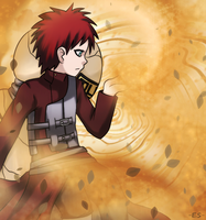 Gaara by Endless-Mittens