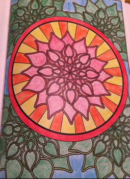 Coloring 4 by lexiepoo15