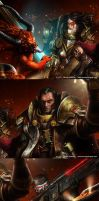 Warhammer 40K, Dark Heresy 2 by henning