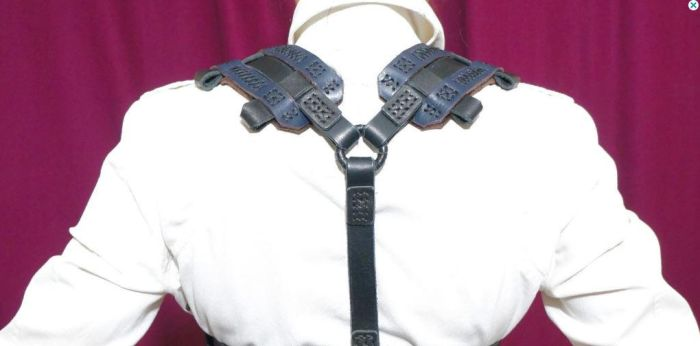 Harness with a scapulars by MikhailGurlukovich