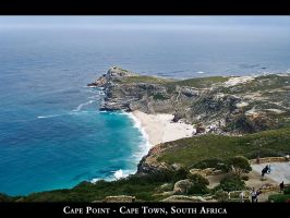 Cape Point, South Africa by sacam101