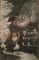D'spanto horror night by nazarethdeleon