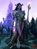 WOW Women of Warcraft I by Raddar