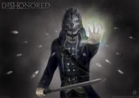 Corvo's Bend Time by conqvest
