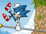 Sonic Pixel art by itosupersonic
