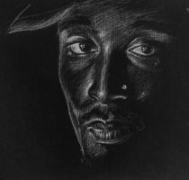 2pac by PauloPainface