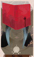 Tarot Card-The Fool by epiclykhi