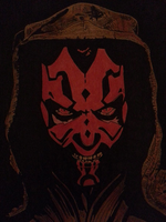 Darth Maul by ladyjart