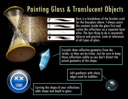 tips for painting reflective surfaces by DigitalCutti