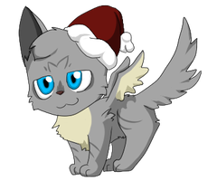 8 Point Christmas Cheer by Moonblizzard