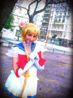Super Sailor Moon by Conejita-de-la-Luna