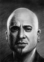 David Draiman by The6SiC6Ness6