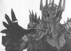 The Lord of The Rings by Mercurian